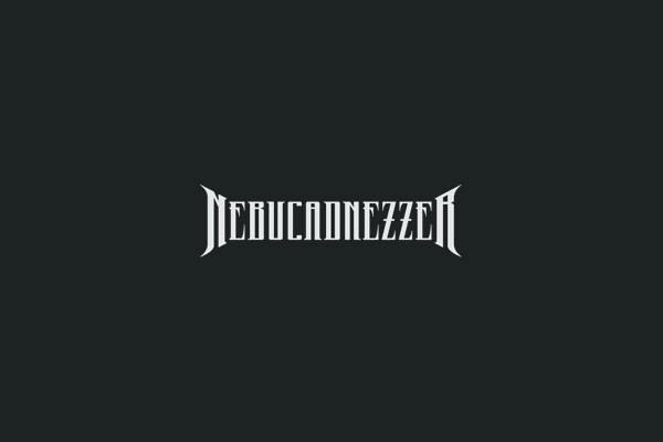 Nebucadnezzer Metal Logo For Download