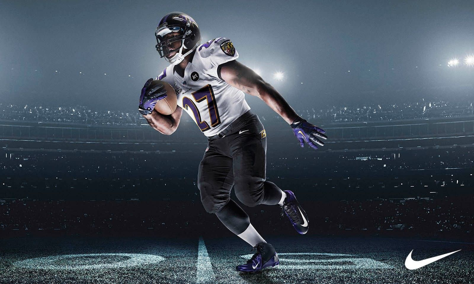 Nfl Football Player Background