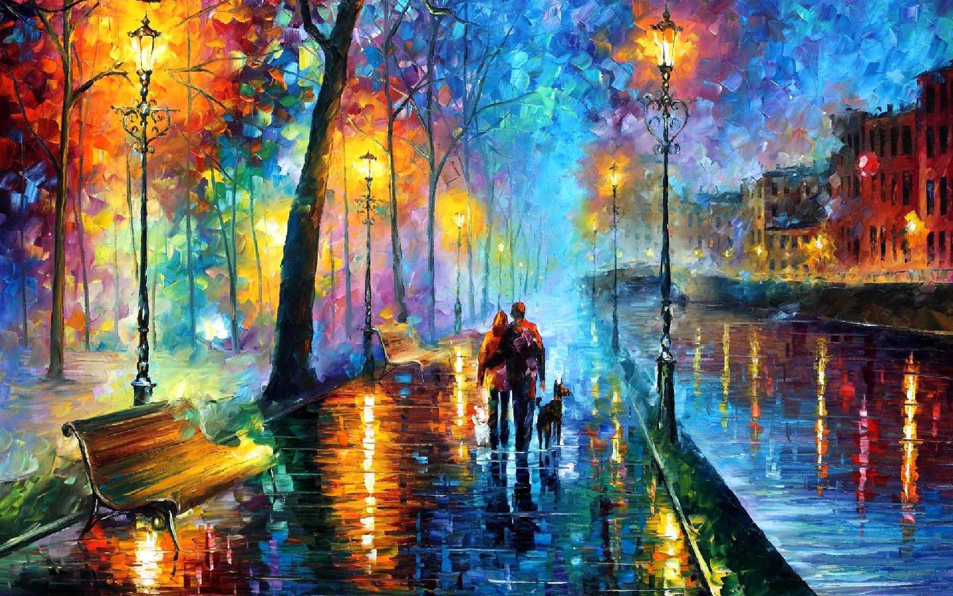20 Fabulous Painting Art Wallpapers Freecreatives