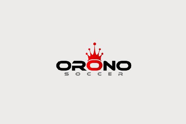 Orono Soccer Sport Logo