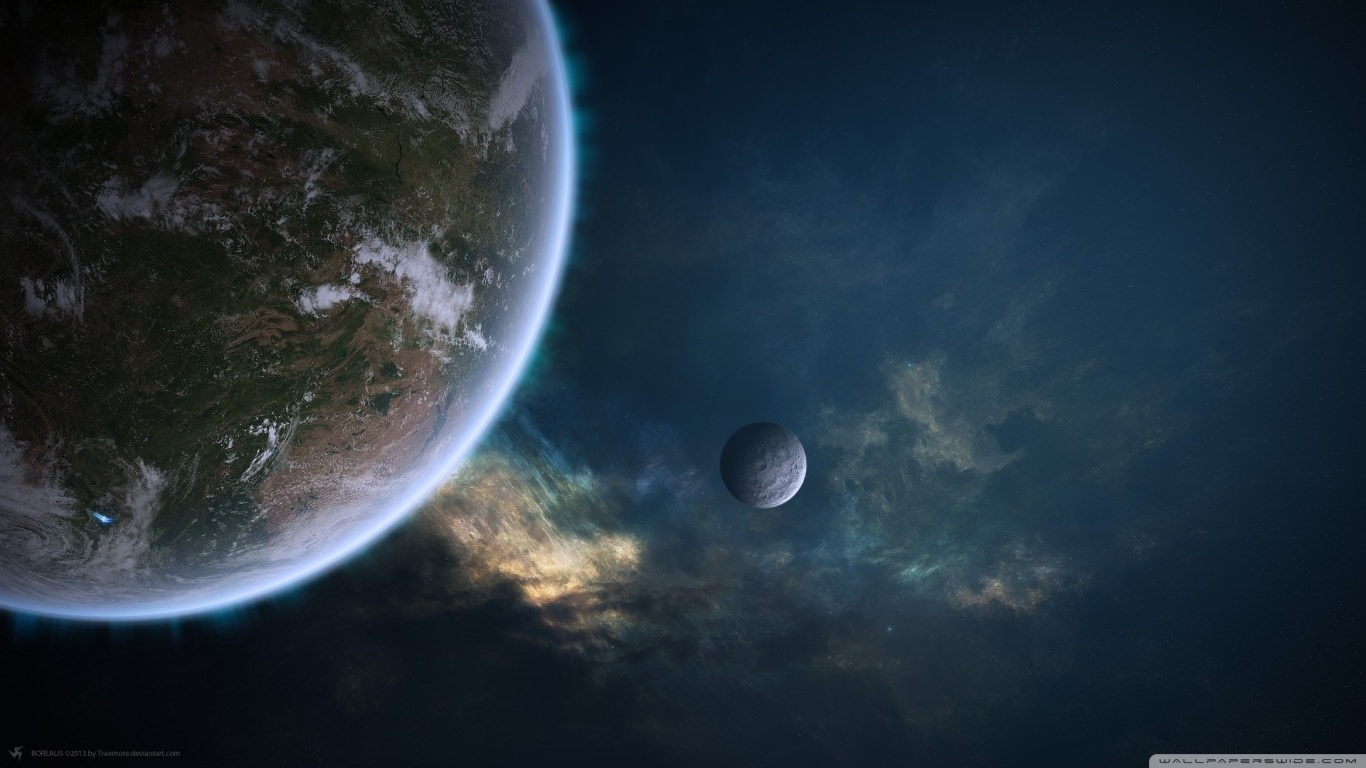 21 outer space backgrounds wallpapers images for Outer space planets