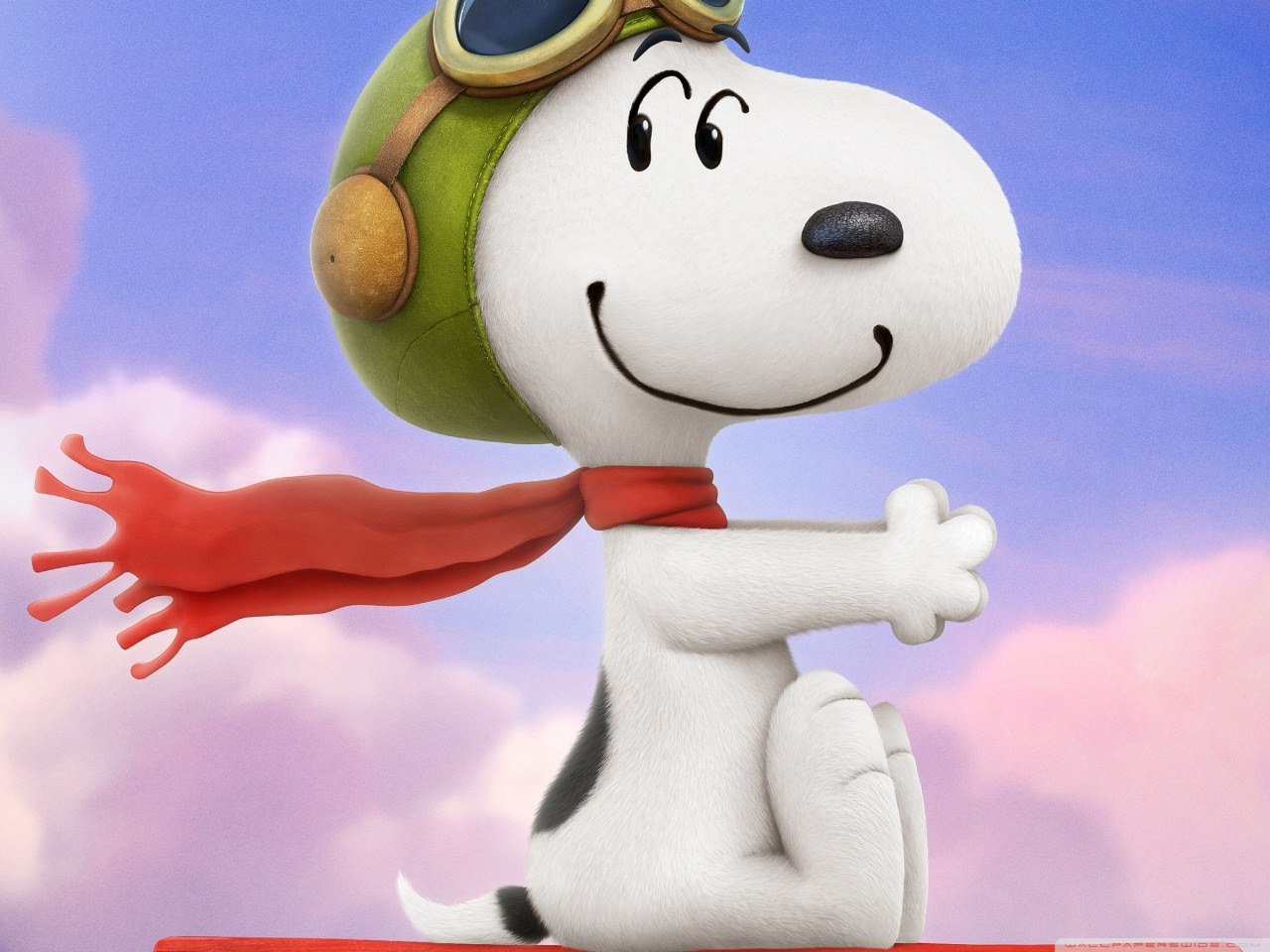 Peanuts Snoopy Wallpaper