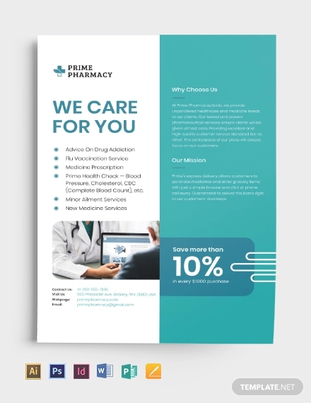 pharmacy advertising