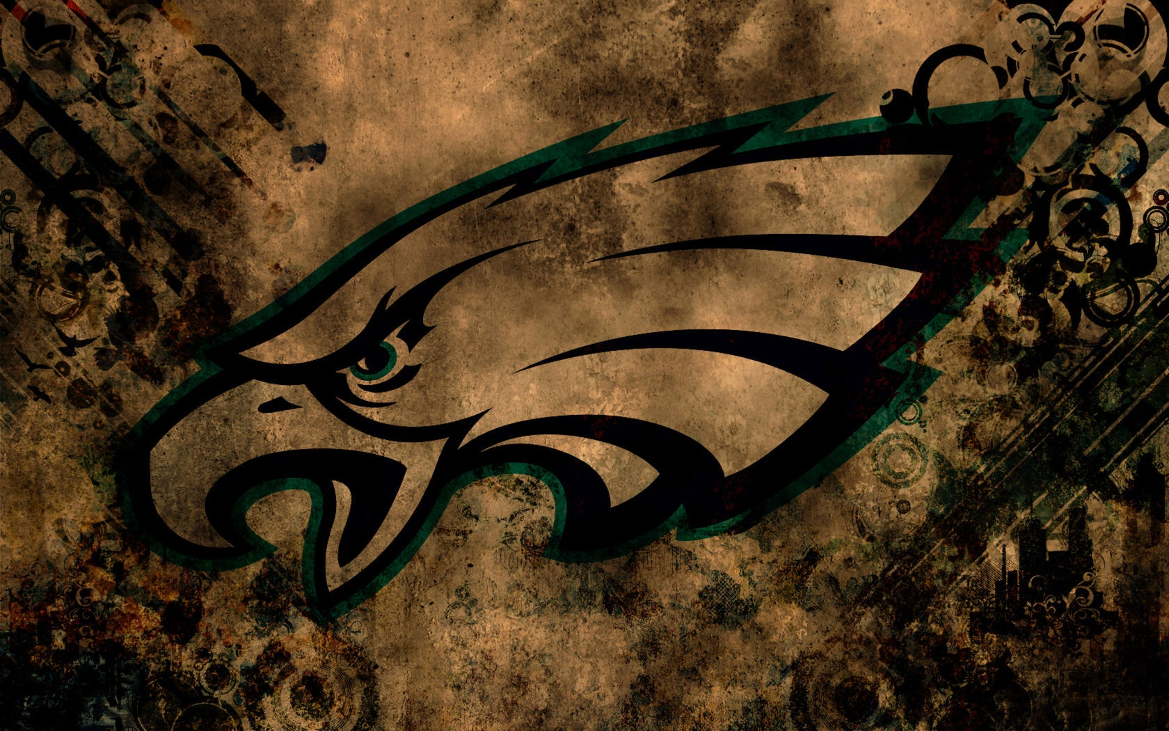 Philadelphia Eagle Wallpaper