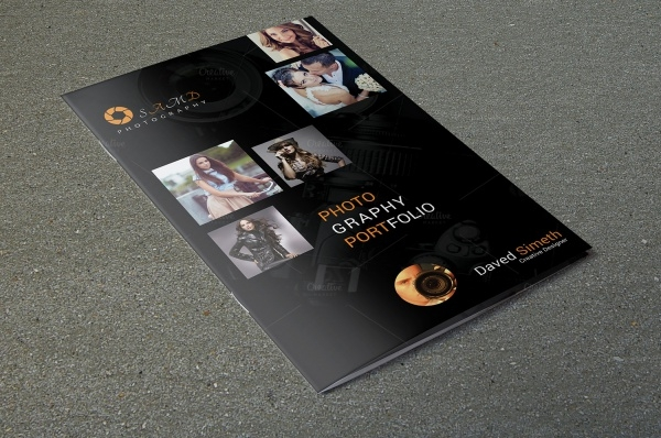 Photography Promotional Brochure Template