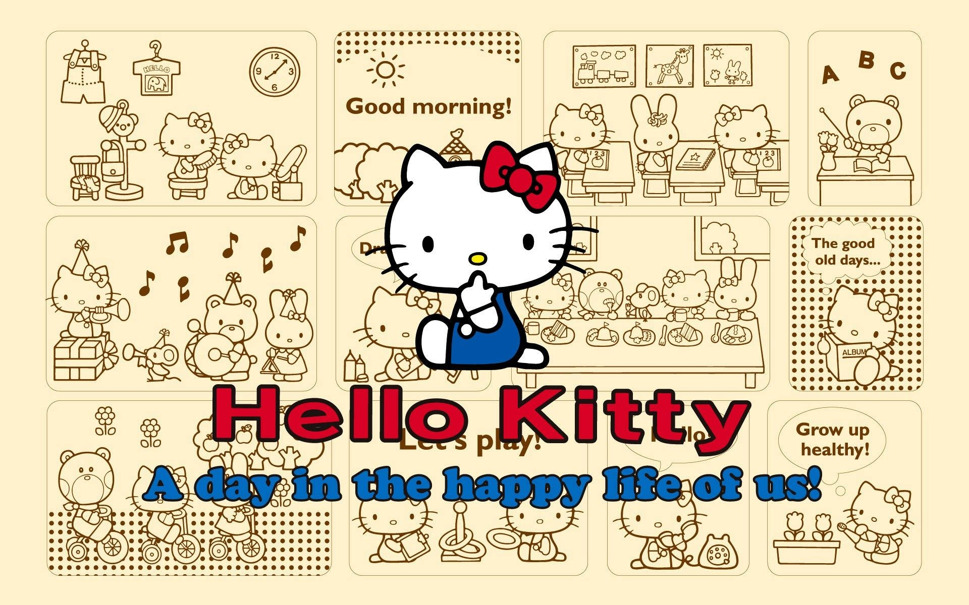 Fantastic Wallpaper Hello Kitty Black - Pixel-Hello-Kitty-Background-Wallpaper  Picture_592940.jpg