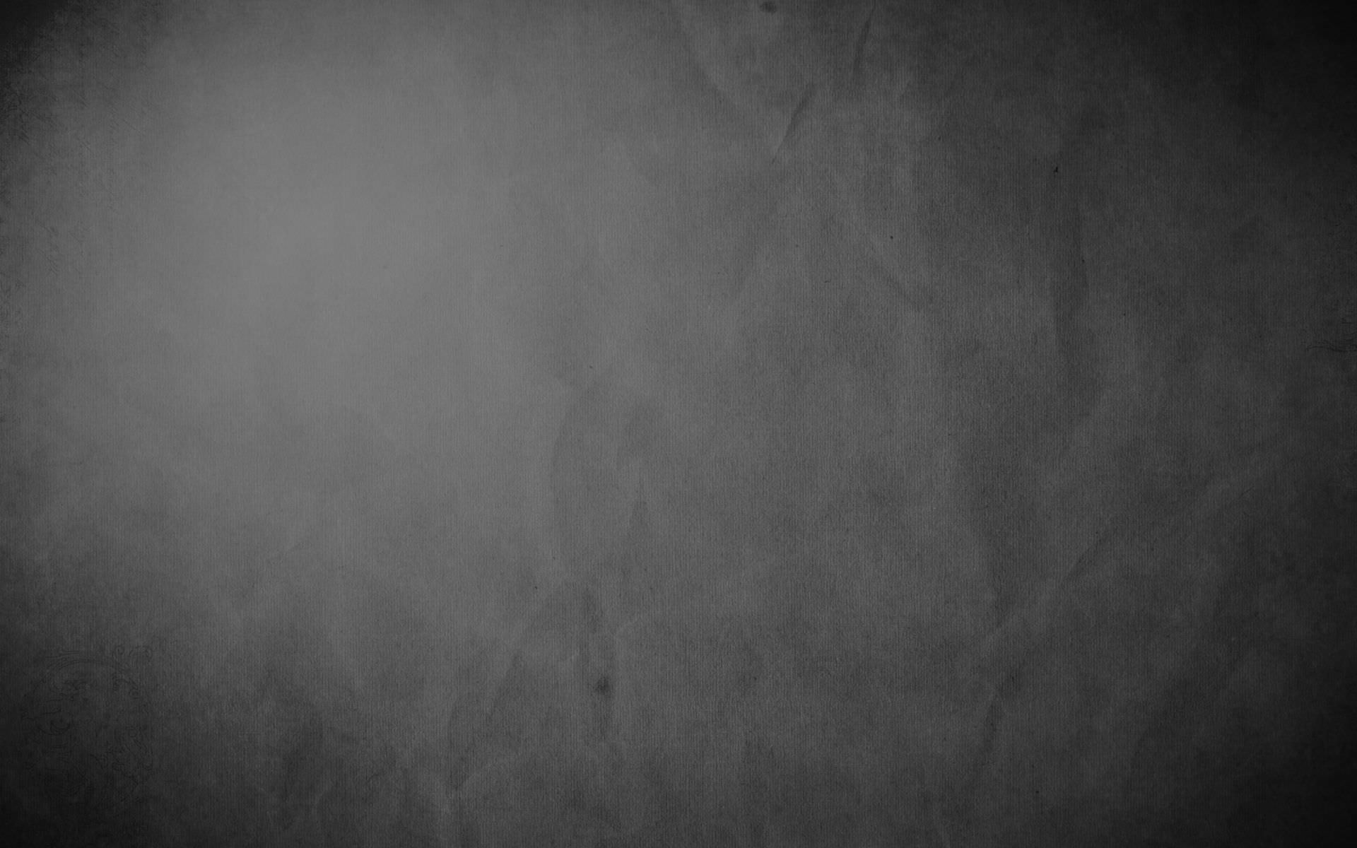 Plain Black Grunge Background