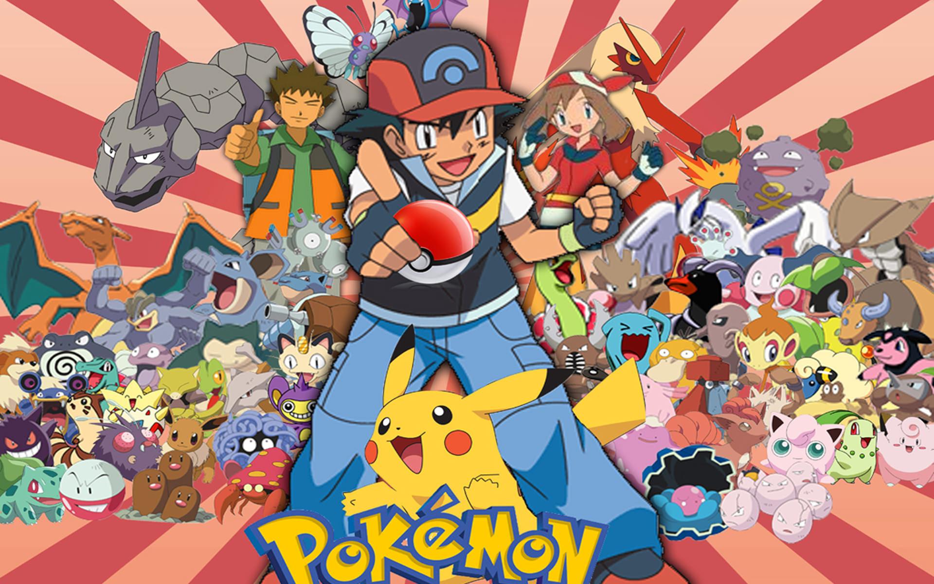 Pokemon HD Free Wallpaper