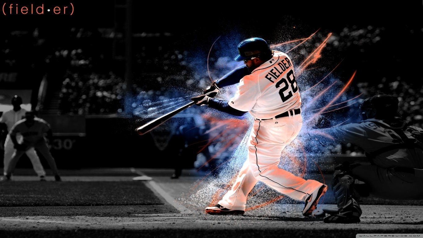 Prince Fielder HD Baseball Wallpaper