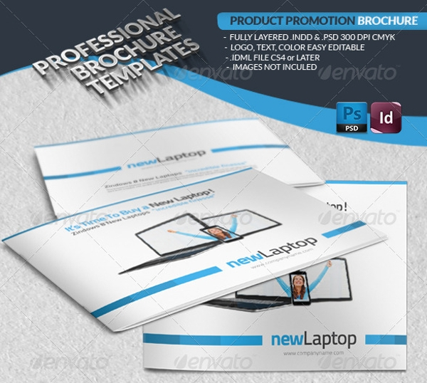 Product Promotion PSD Brochure