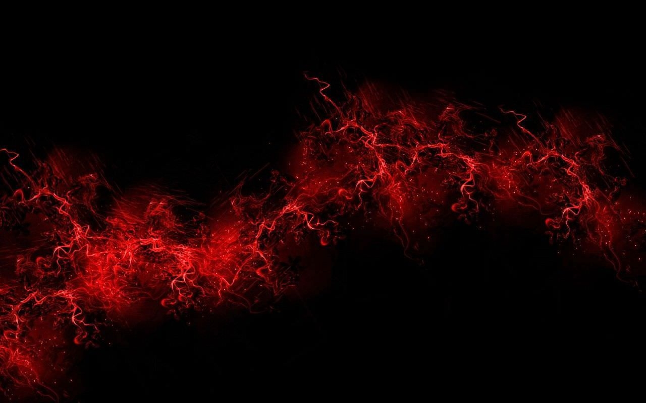 Red & Black HD Wallpaper