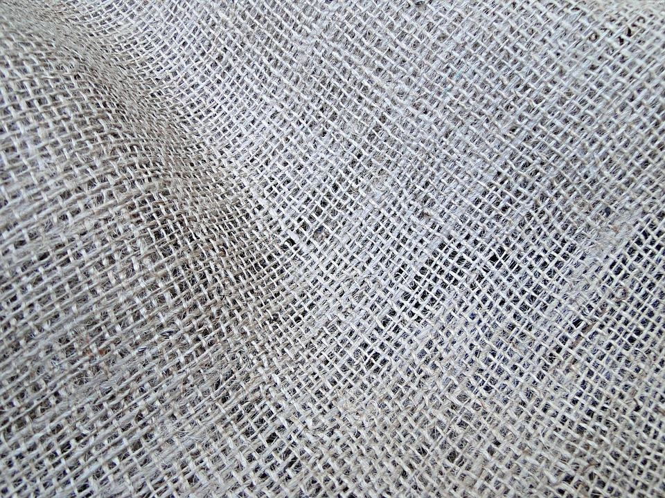 Rough Burlap Texture For Free