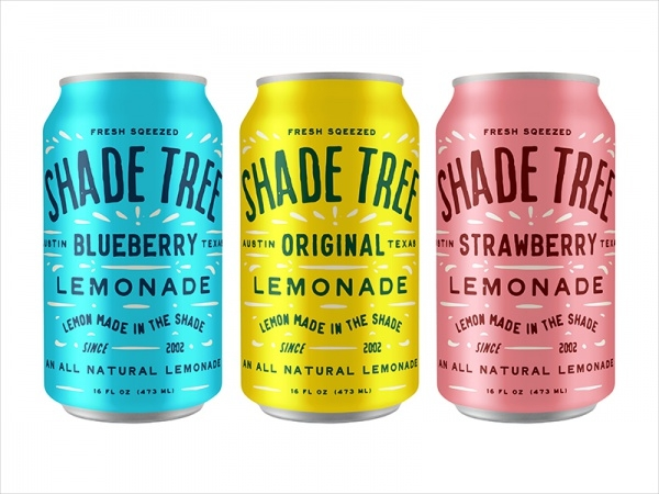 Shade Tree Can Packaging