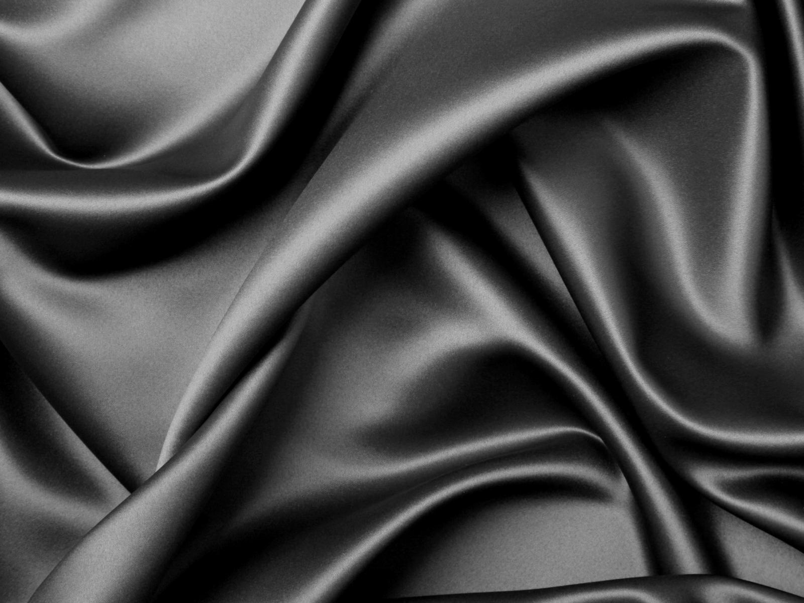 Silk Wavy Dark Material Fabric Texture