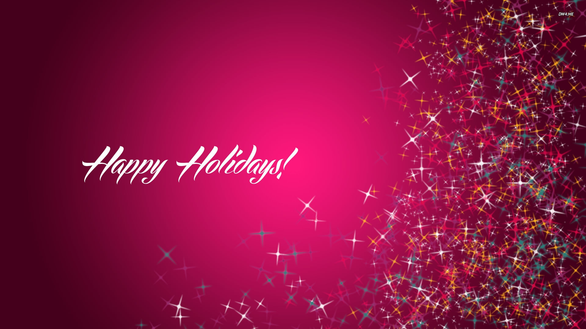 Simple Holiday Wallpaper