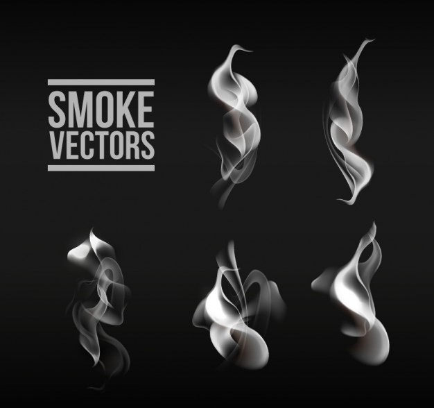 Smoke Vectors Collection For Free