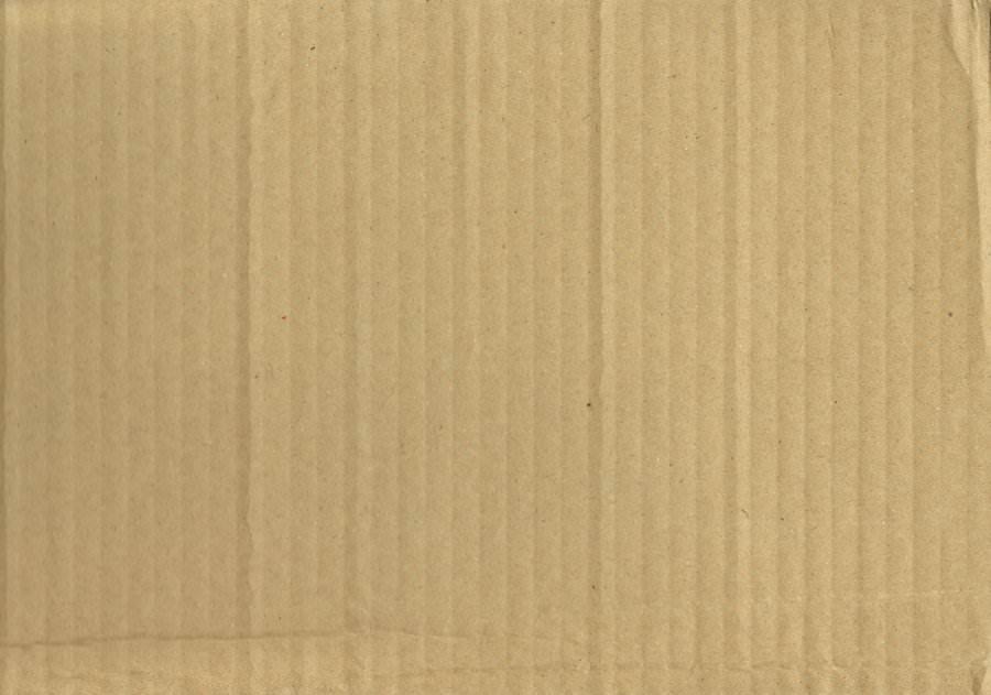 Smooth Cardboard Texture