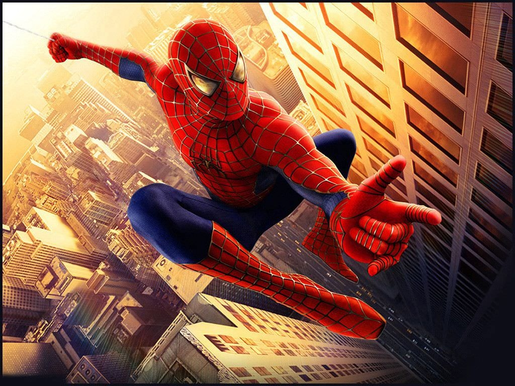 Spiderman 4 HD Wallpaper