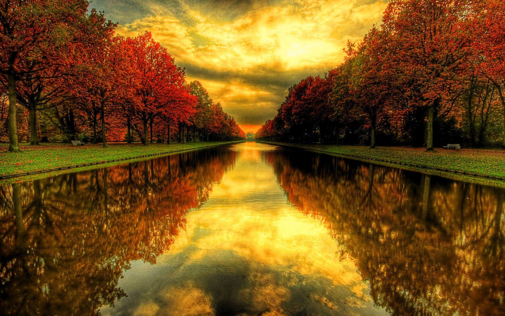 Stunning Fall Wallpaper