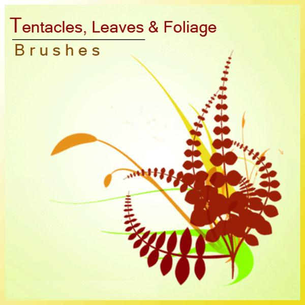 Stunning Foliage Brushes For Free