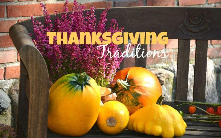 Thanksgiving Tradition Wallpaper