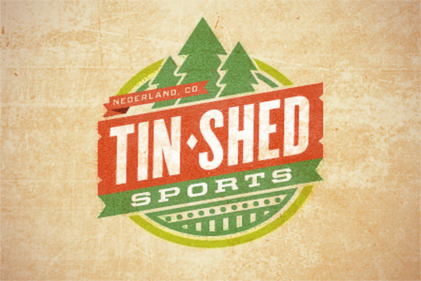 Tin Shed Sports Logo Design