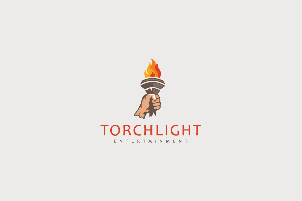 Torchlight Logo Design