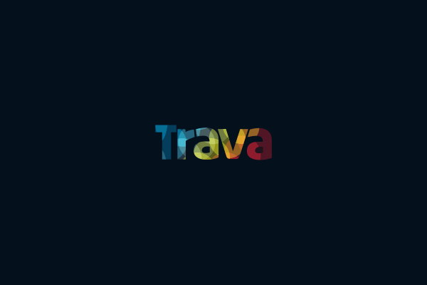 Trava Logo Design