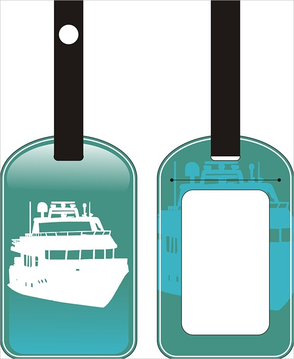 Unique Luggage Tag Designs