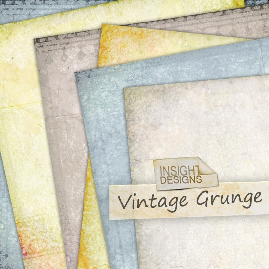 Vintage Grunge Textures for Photoshop