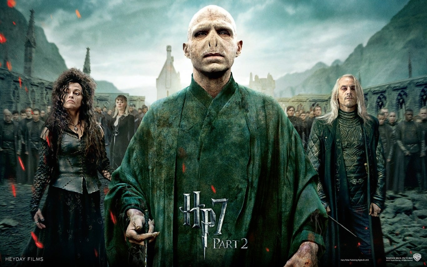Voldemort Death Eaters Wallpaper