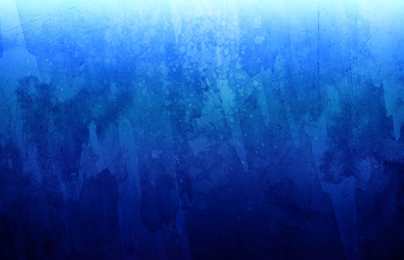 Watercolor Dark Blue Grunge Background