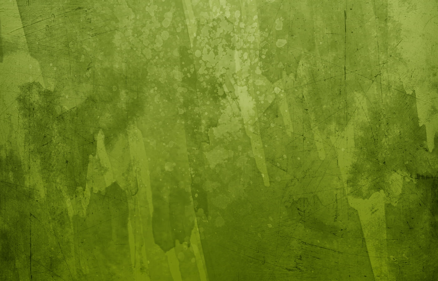 Watercolor Green Grunge Background