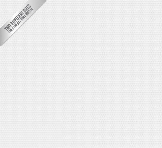 White Geometric Texture Free Vector