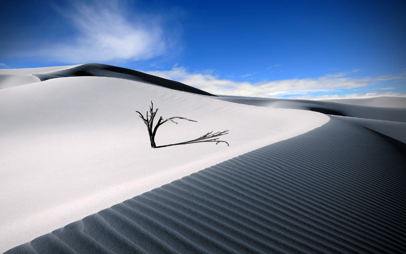 white sand desert wallpapers