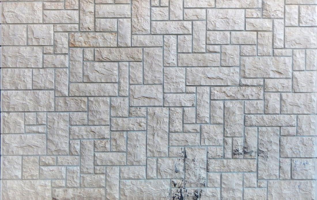 White Stone tiles Texture