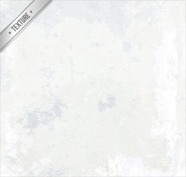 White Wall Grunge Texture Free Vector