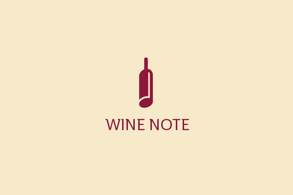 Wine Note Logo For Free