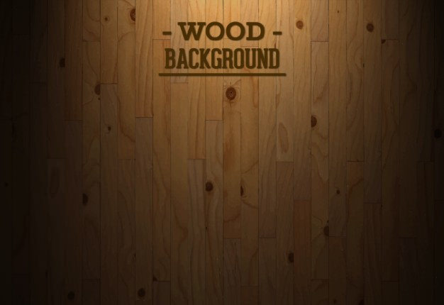 Wood Desktop Background Free Vector