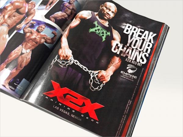X2X Fitness Magazine