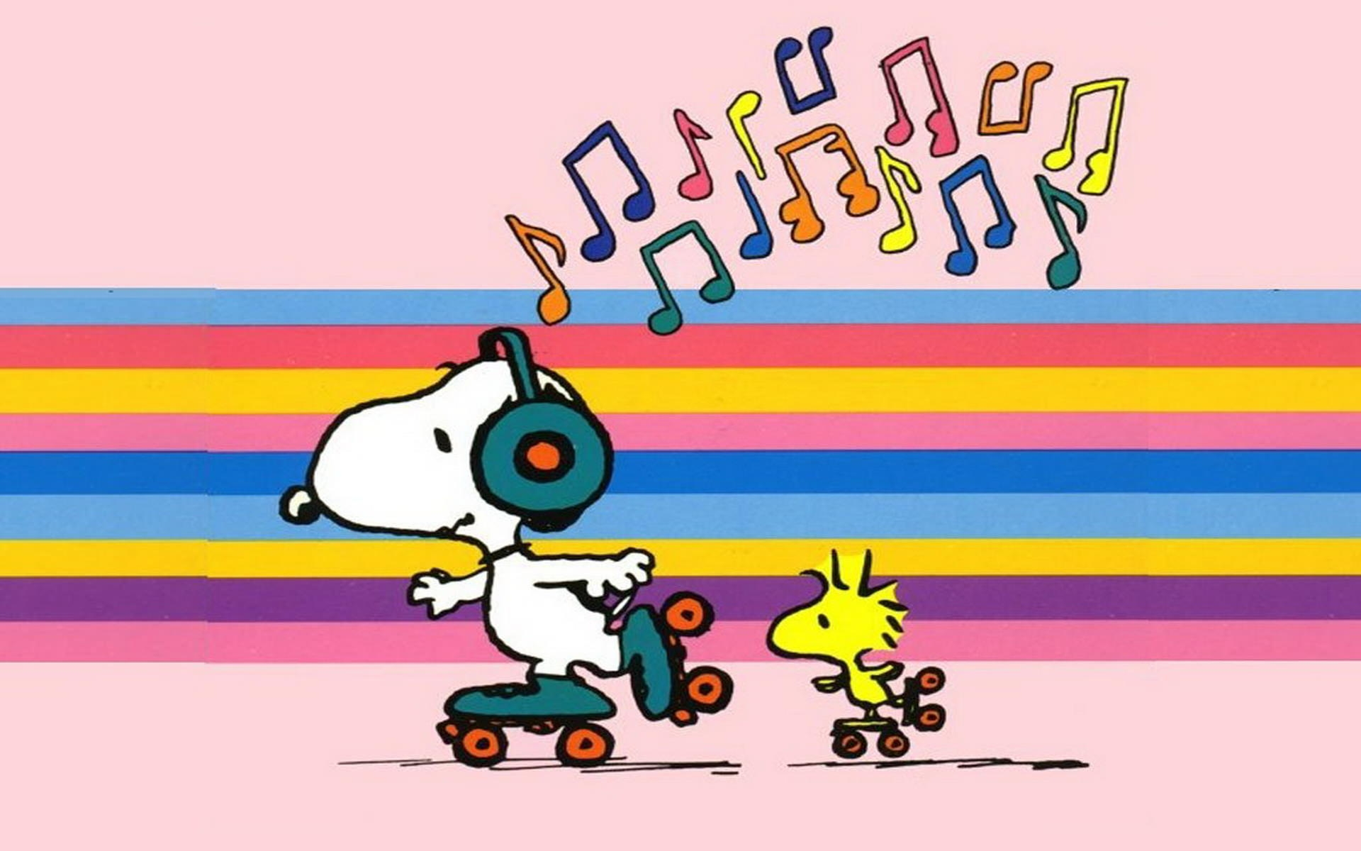 fantastic Snoopy Wallpaper