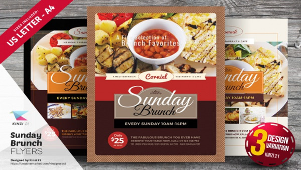 28 food flyer templates psd vector eps jpg download freecreatives