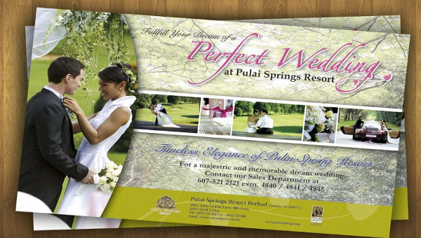 Wedding Flyer Templates  Psd Vector Eps Jpg Download