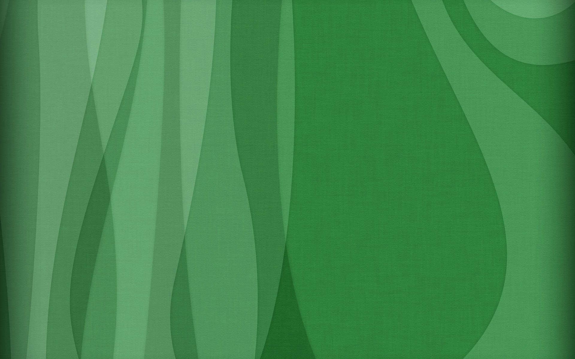 Abstract Color Green Background