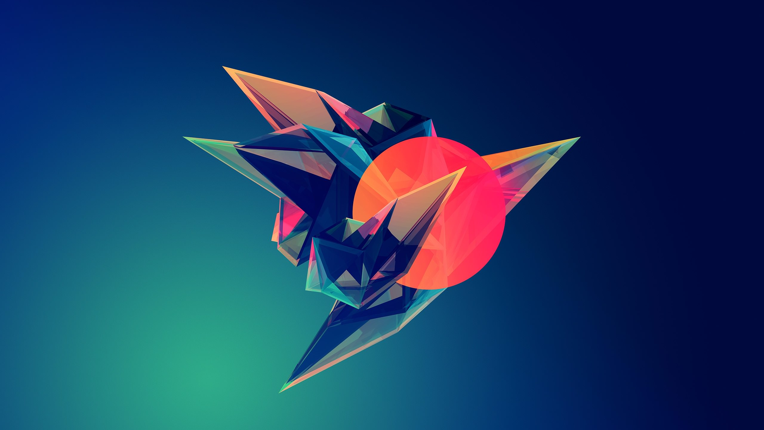Abstract Digital Art Wallpaper