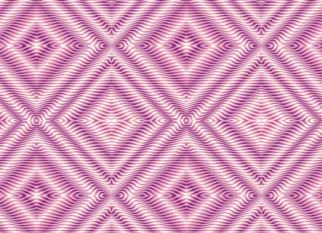 Abstract Purple Vector Pattern