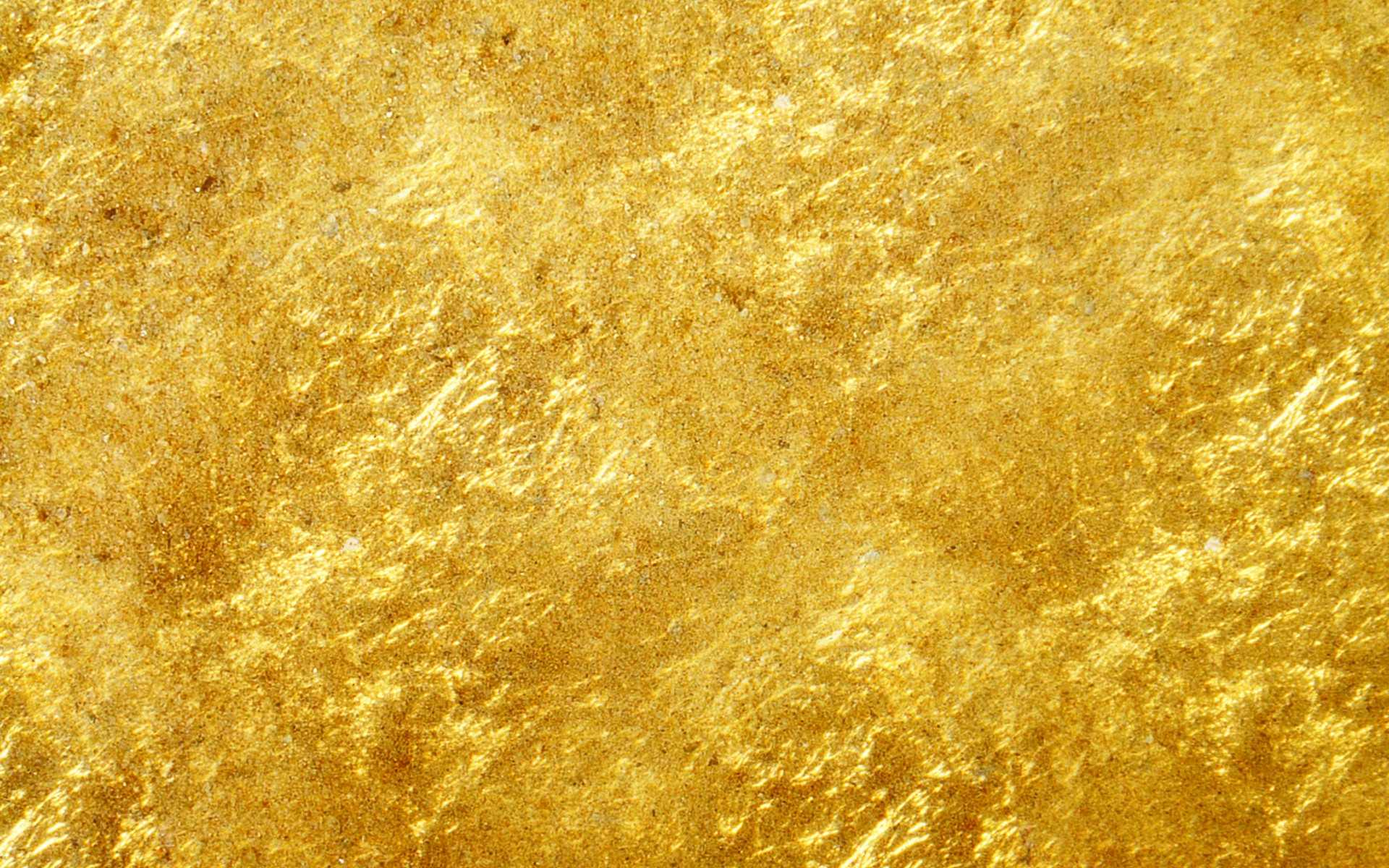 Abstract Textured Golden Wallpaper