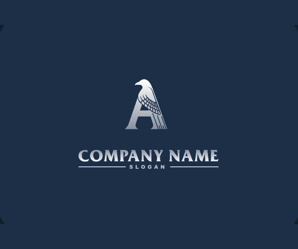 Amazing Alpha Hawk Logo