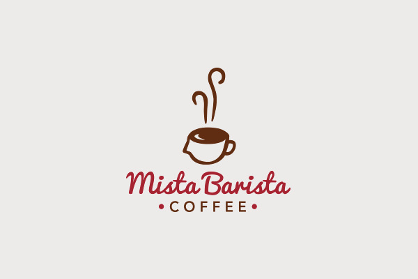 Amazing Coffee Cup Logo Design