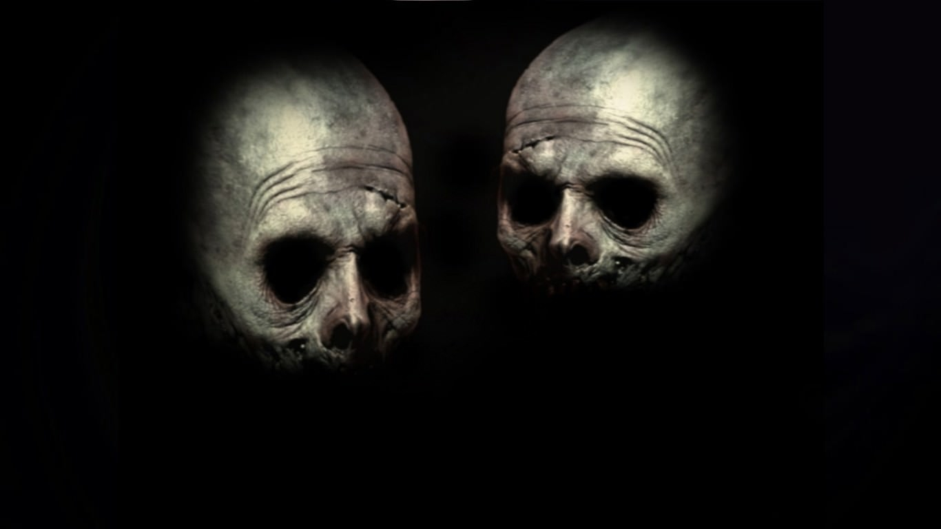 21 creepy wallpapers scary backgrounds images pictures